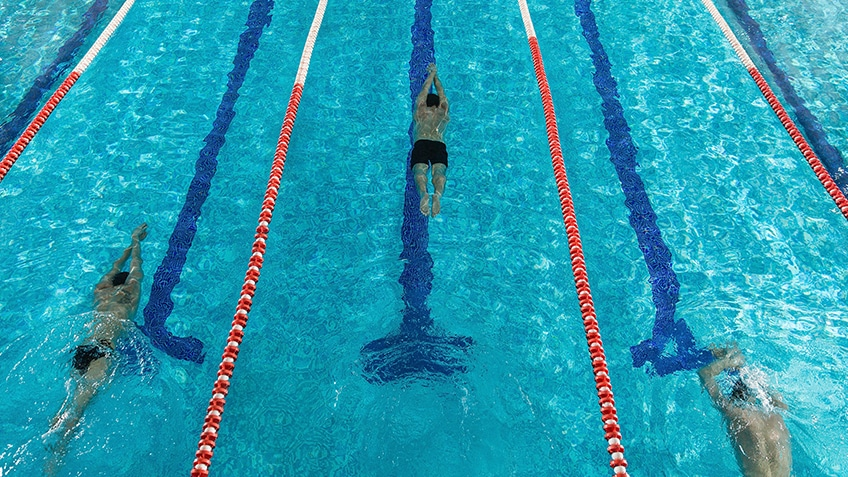 Intermediate Swimmer
